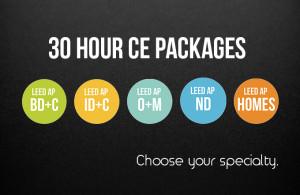 30 Hour CE Pkgs