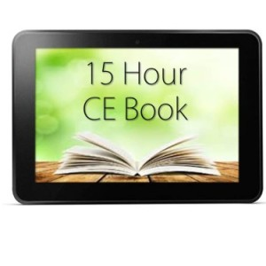 15 Hour CE Book