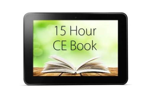 15 Hour CE Book